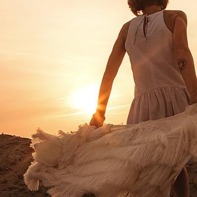 Freiheit - Selbstliebe - Selbstfürsorge Frau